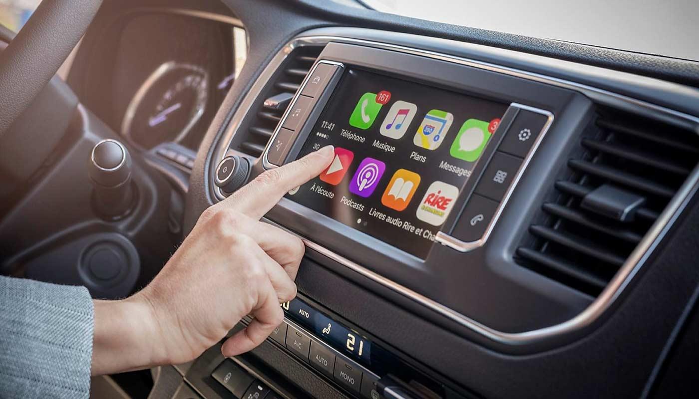 Citroen-Jumpy-Smartphone-Einbindung