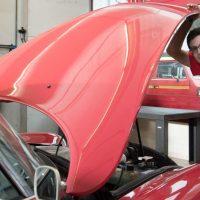 Werkstatt-Impression Bozzo's Auto Center Wiedikon