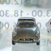 Modellauto-Kollektion bei Bozzo's Auto Center Wiedikon