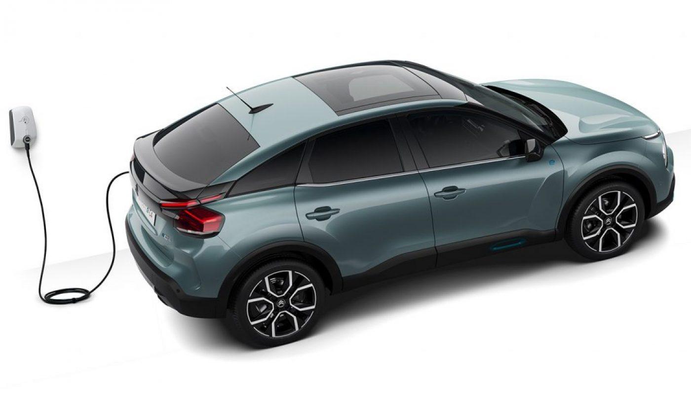 Citroën Ë-C4 – 100% ëlectric